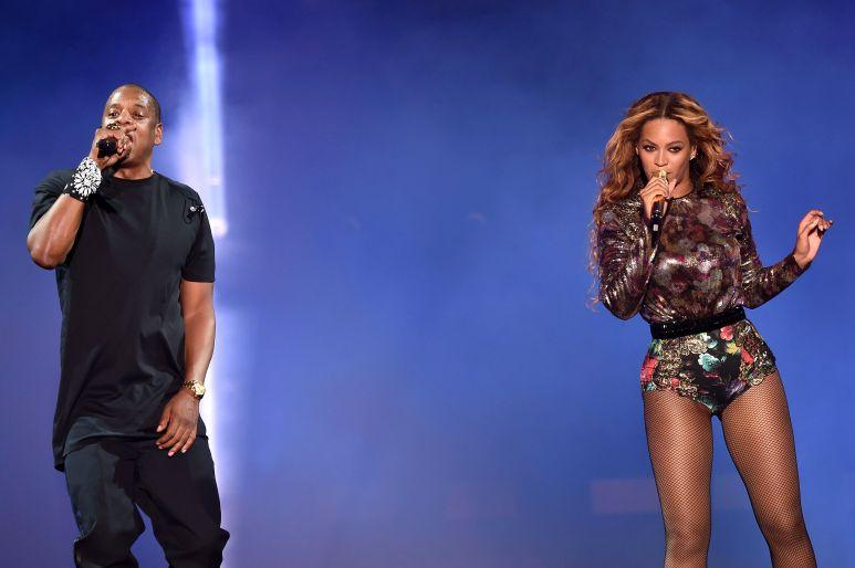 """On The Run Tour: Beyonce And Jay-Z"" - Pasadena"