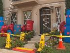 Dallas Man Uses Ebola as Halloween Theme