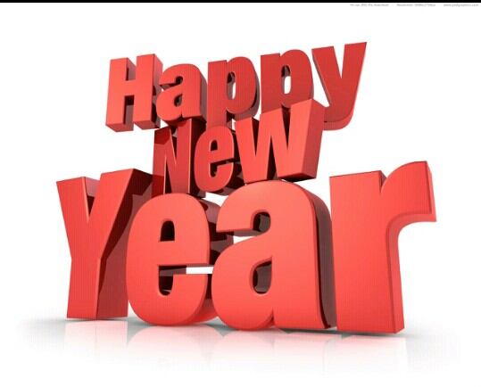 Happy New Years Everybody Celebrate Safely
