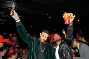 Drake Celebrates Light Dreams & Nightmares Tour Finale With Official After-Party At Tryst Nightclub