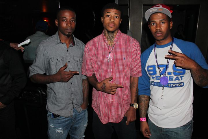 Spring Fest 2015 With Rich Homie Quan, Farlin Ave