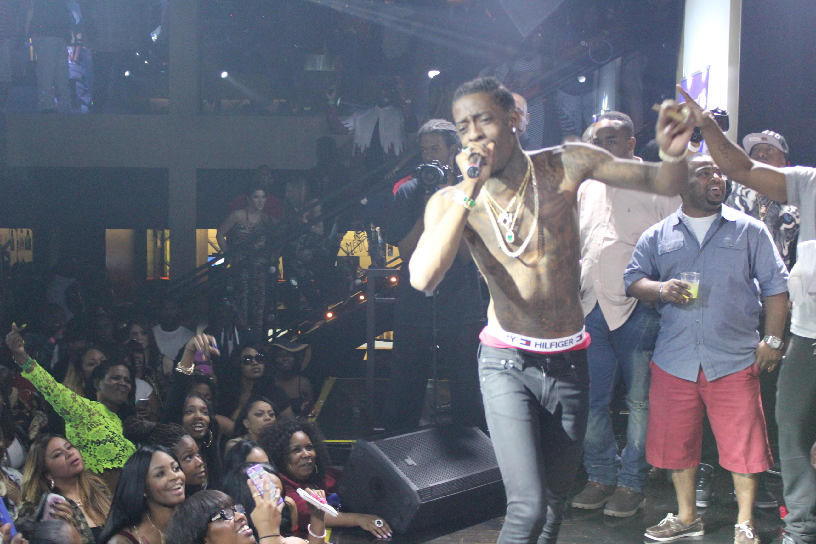 Spring Fest 2015 With Rich Homie Quan