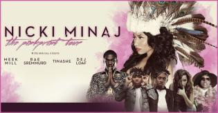 Nicki Minaj Ticket Giveaway