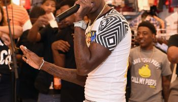 Rich Homie Quan By 8732 Collection Launch