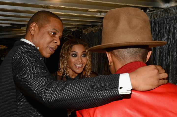 56th GRAMMY Awards - Backstage And Audience