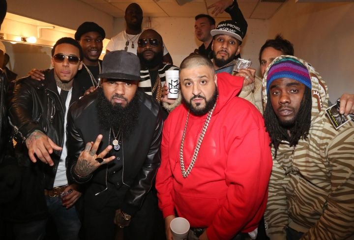 Rick Ross 'Mastermind' Listening Event