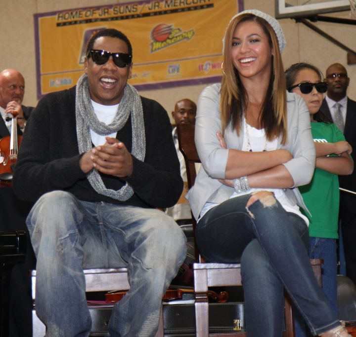 Sprite Green, Jay-Z And LeBron James Donate Instruments