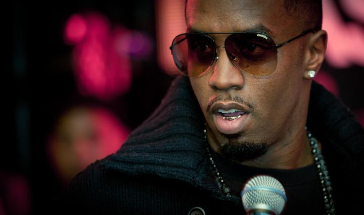 Diddy And Dirty Money - HMV Oxford Street Single Signing