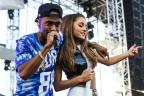 "Ariana Grande's Dad Reacts to Big Sean's ""Give Her The D"" Post"