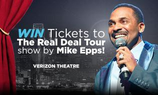 Mike Epps Giveaway