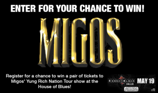Migos Giveaway Graphic