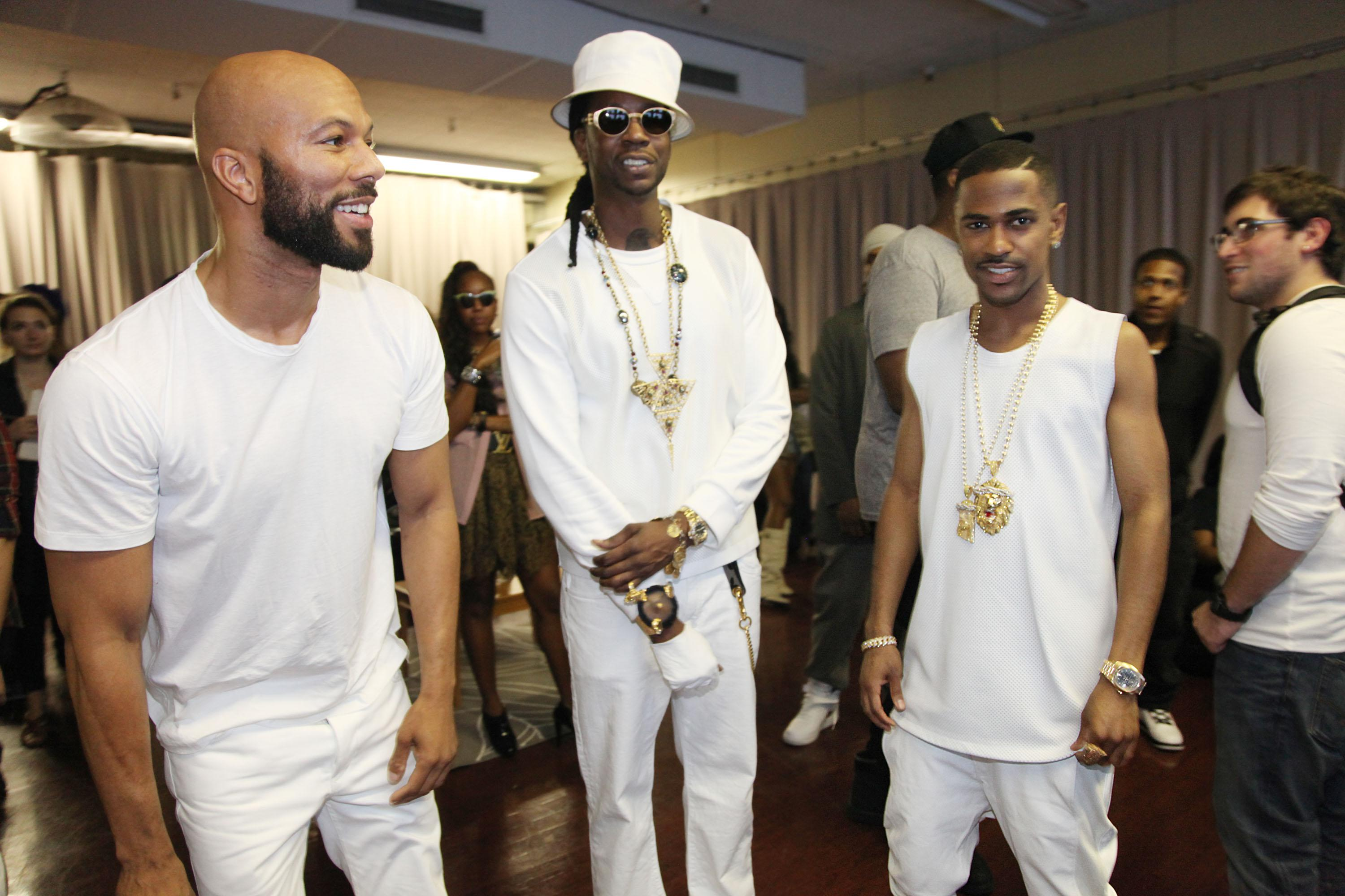 G.O.O.D. Music's 'Cruel Summer' Album Release Celebration On BET's '106 & Park'