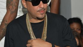 French Montana Hosts Compound