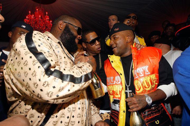 Jay-Z Hosts