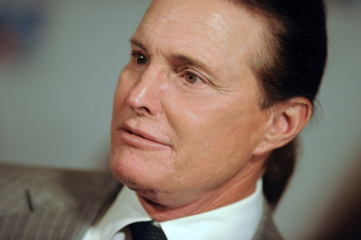 Bruce Jenner a.k.a. Caitlyn Jenner