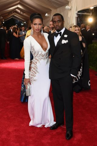 Celebrities arrive at the 2015 Met Gala