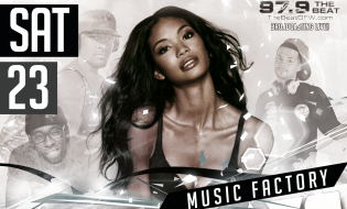 Music Factory Saturdays with 97.9