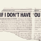 "Tamar Braxton ""If I Don't Have You"" (NEW MUSIC)"