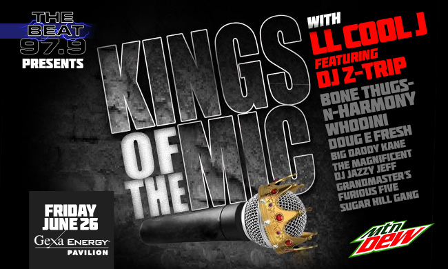 Kings of the Mic contest
