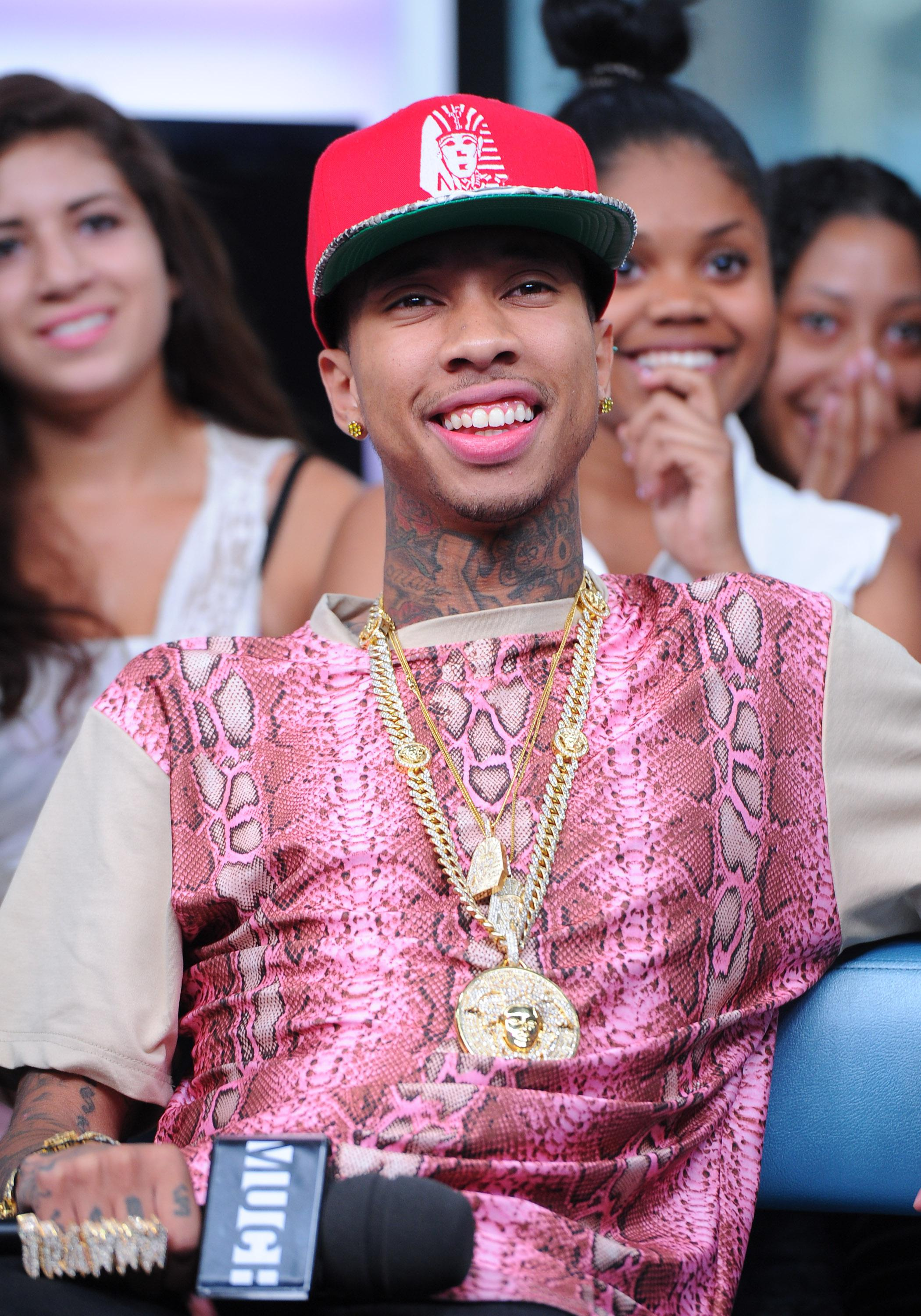 Tyga Interview And Performance On NEW.MUSIC.LIVE.