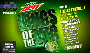 Mountain Dew King of the Mic