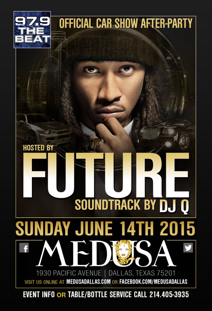 Future Afterparty at Medusa
