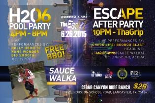 June 26tth event - Dorian Baker