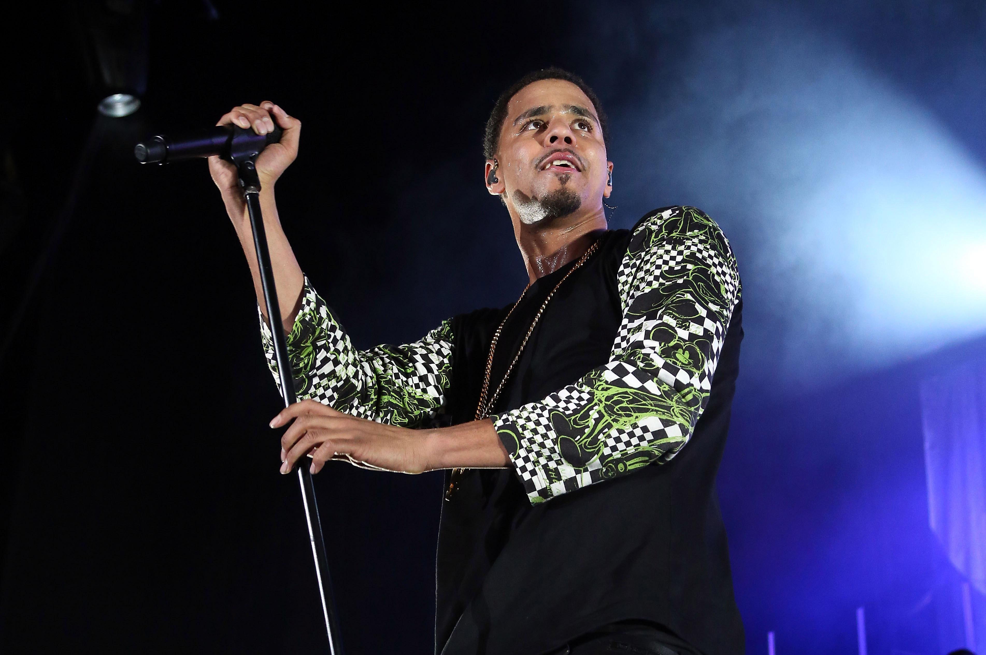 J.Cole 'What Dreams May Come' Tour - New York, NY