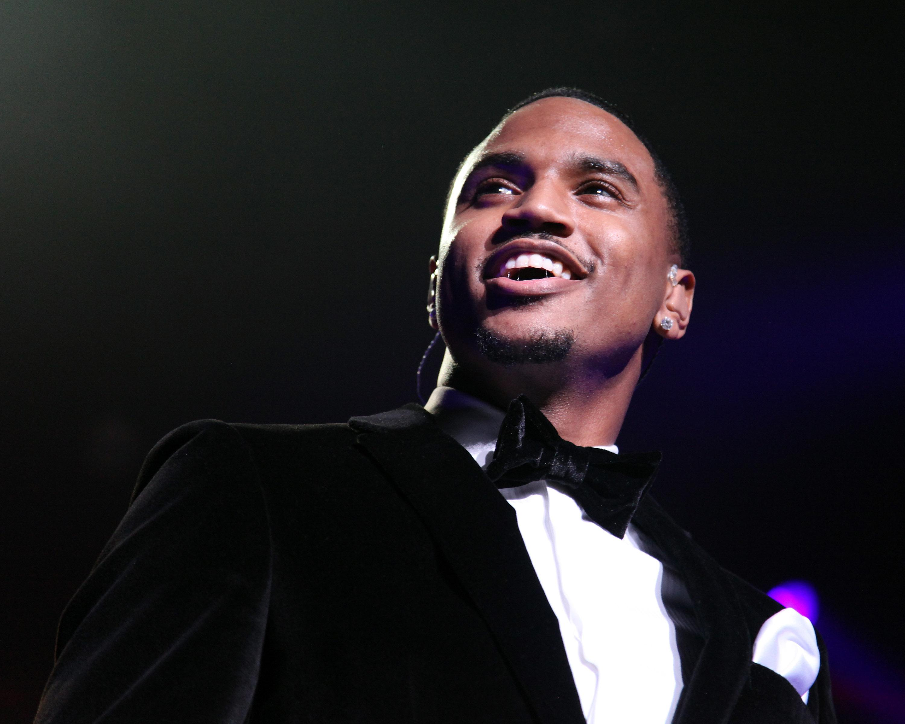 Trey Songz With Big Sean In Concert