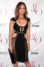GET THE LOOK: Jennifer Lopez's Sexy Sheer Birthday Dress