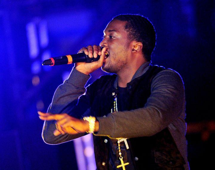 Drake, J. Cole, Waka Flocka Flame and Meek Mill Perform At The Verizon Wireless Amphitheatre