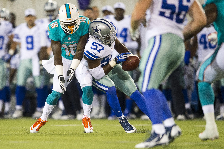 Miami Dolphins v Dallas Cowboys