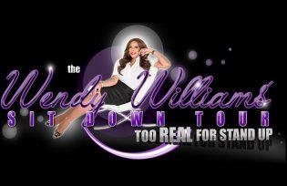Wendy Williams Sit Down Tour