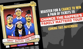 chance the rappers family matters tour