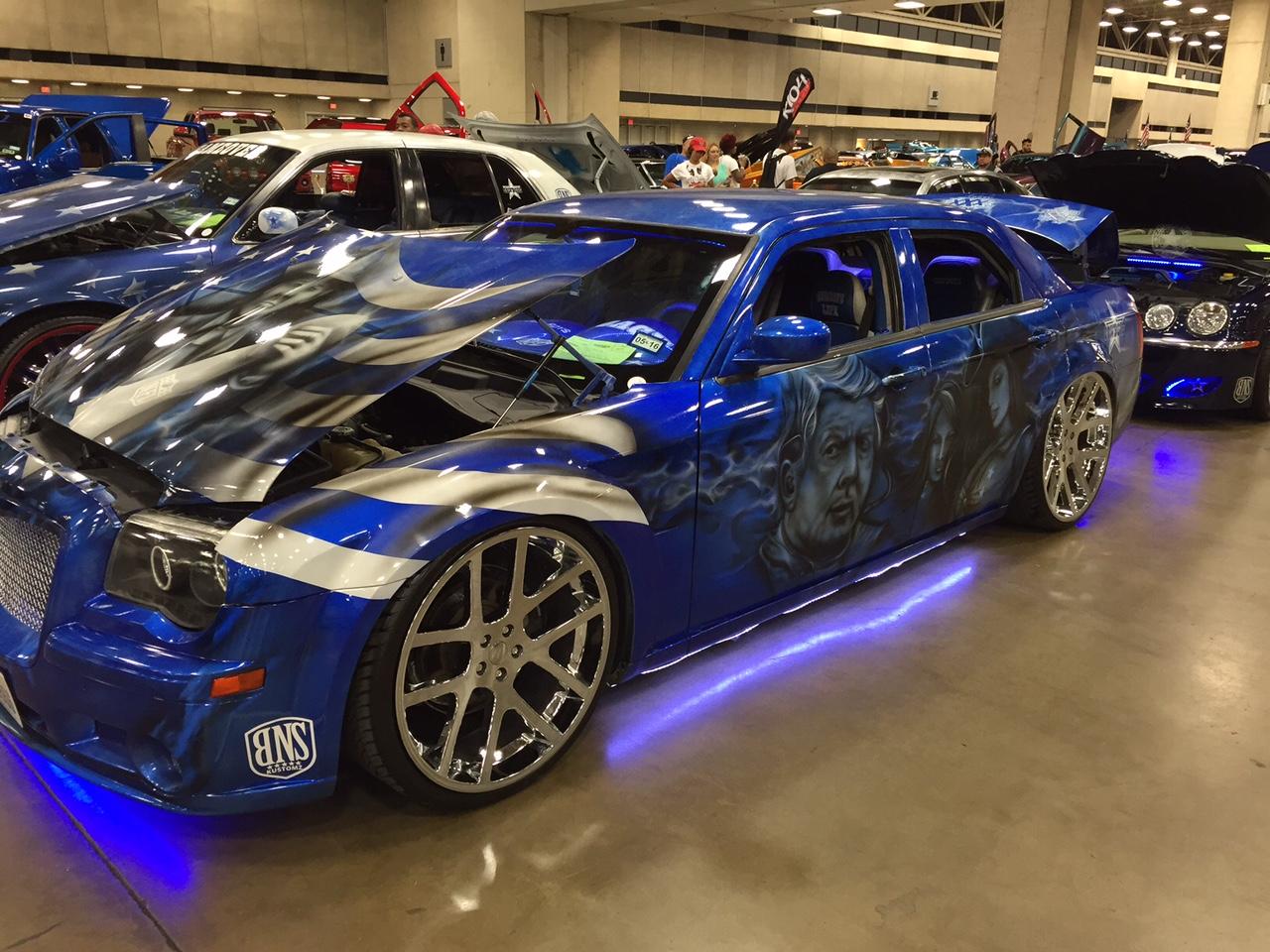 Moe's Customs Auto Show