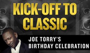 Joe Torry Bash DL