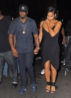 Diddy Gets Romantic And Throws A Surprise Party For Cassie's 29th Birthday