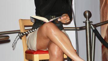 Karrine Steffans Book Signing For 'SatisFaction'
