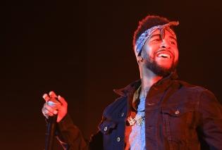 Chris Brown's One Hell Of A Nite Tour - Ka