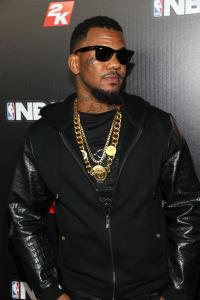 Nick Cannon And 2K Host Premiere Party For NBA2K14 Video Game