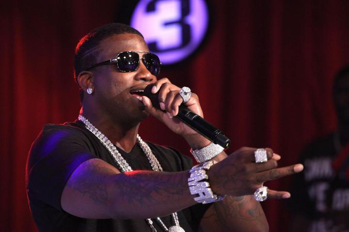 Gucci Mane Visits BET's '106 & Park' – June 1, 2010
