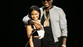 Nicki Minaj & Meek Mill at 2015 BET Awards