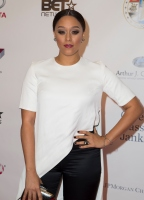 Tia Mowry Has A Message For Body-Shamers: 'I Am NOT Pregnant'