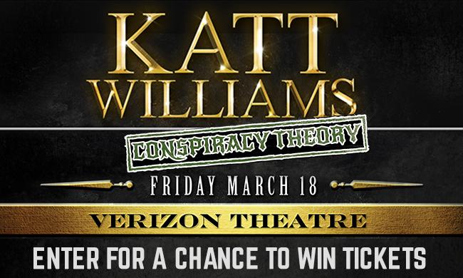 Kat Williams Enter to Win DL