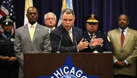 Chicago Police Superintendent Details Charges In Recent Mass Shooting In Park