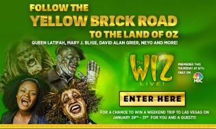 Wiz Live! Grand Prize Giveaway