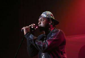 Pusha T In Concert