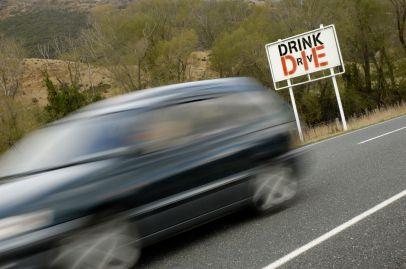 Drunk Driver Warning