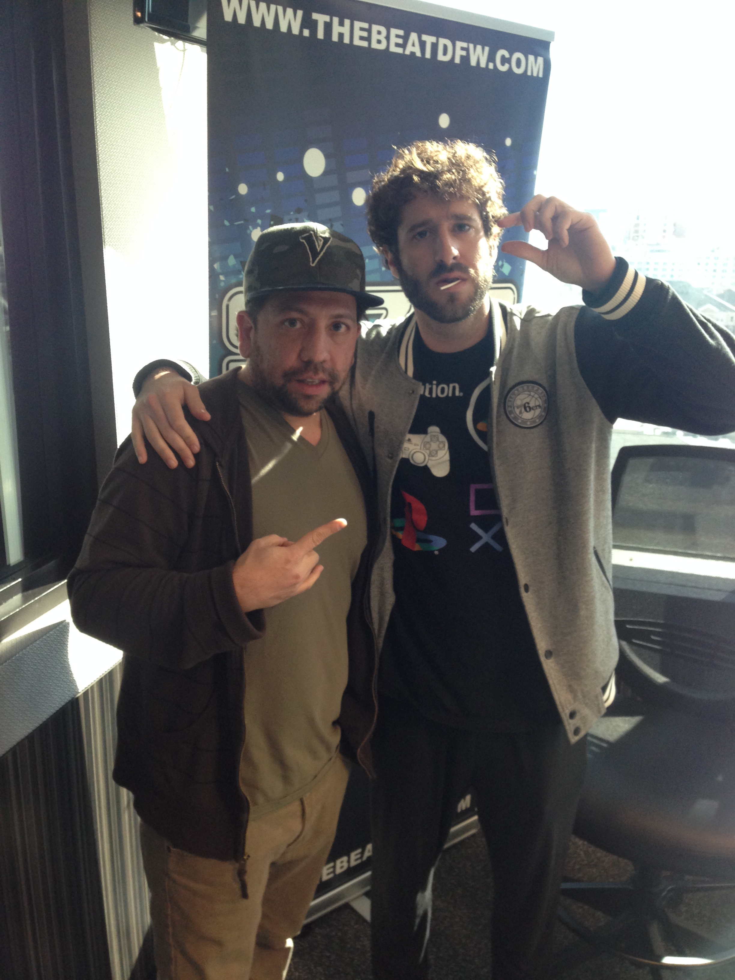 Lil Dicky at The Beat