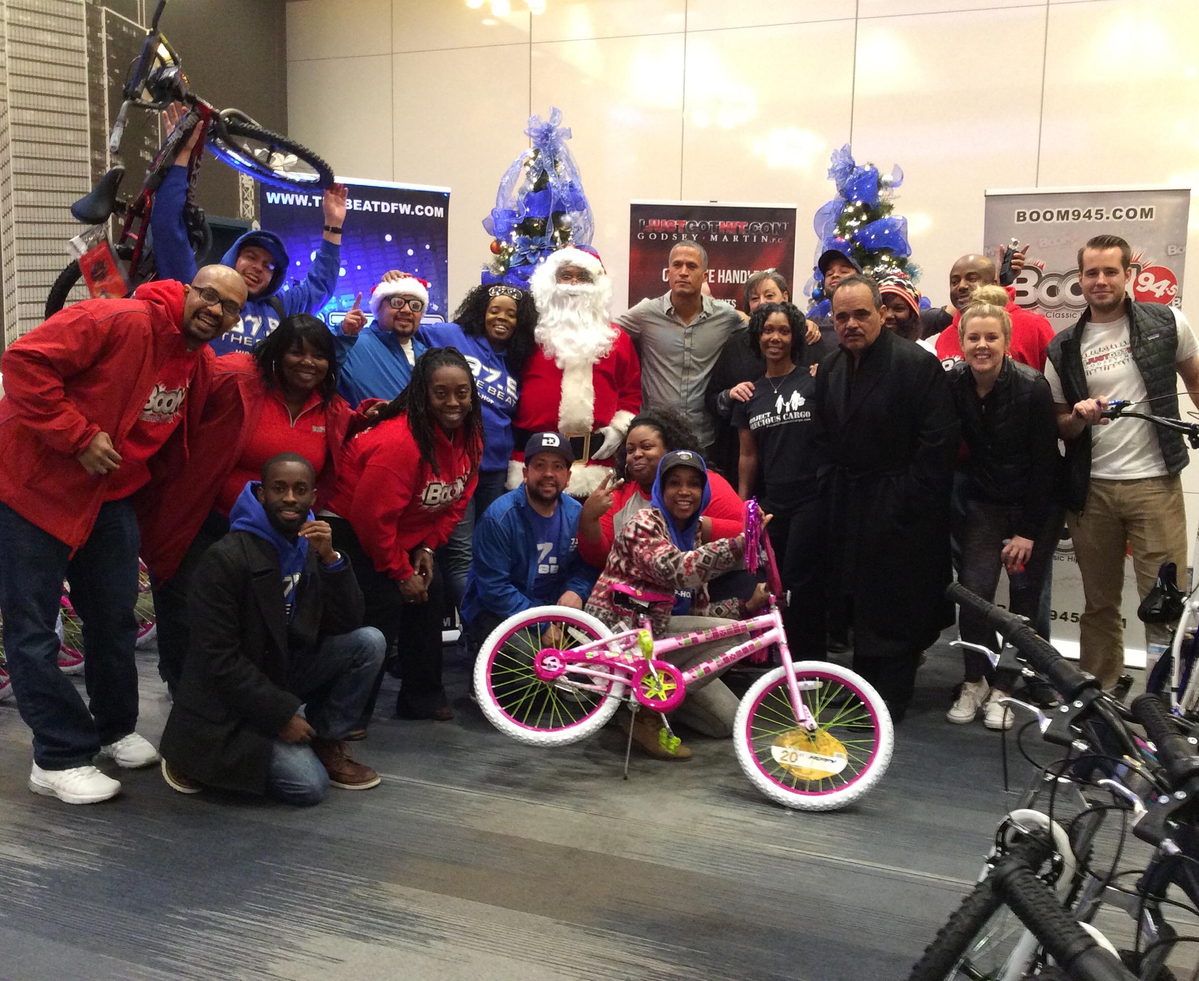 Godsey Martine Bike Giveaway